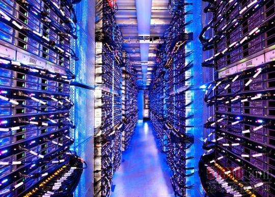 世界上最大的数据中心