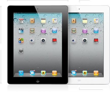 iPad 2 正式发布